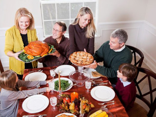 Thanksgiving is a great time to discuss planning with parents