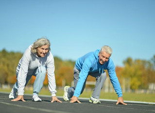 Keep Your Body and Mind Healthy As You Age - A New Year's resolution