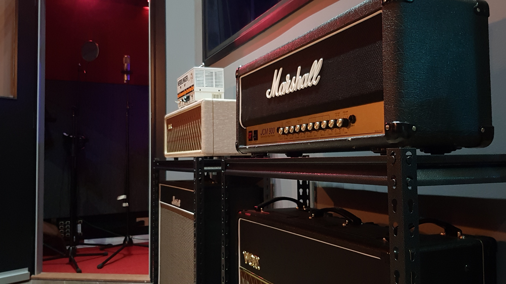 Some More Amps
