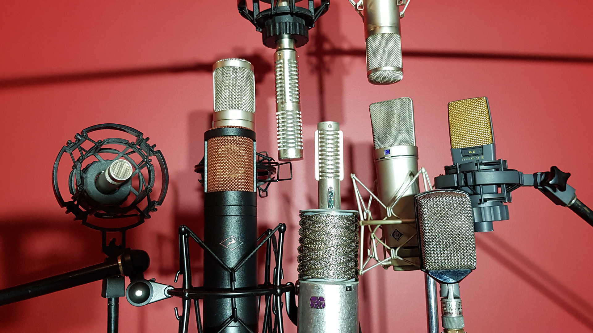 Mic Family Picture