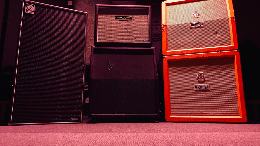 Cab Stack in the Dead Room