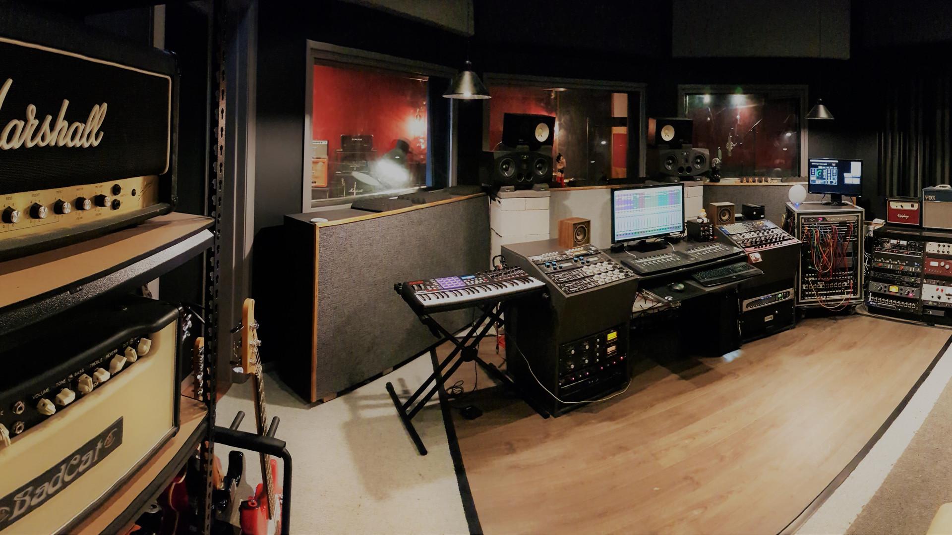 Control Room Panarama