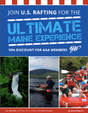 U.S. Rafting flyer