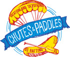 Chutes and Paddles logo
