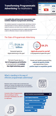 Transforming Programmatic Advertising for Marketers