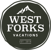West Forks Vacations logo
