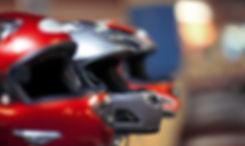 Race Car Helmets