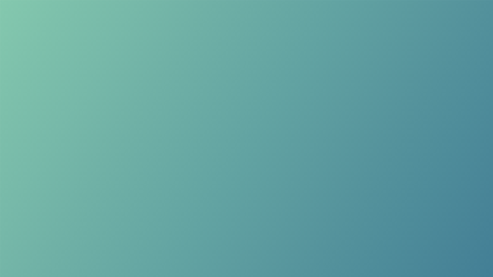 Yellow to blue gradient background