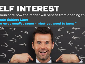 Discover the 7 secrets of a good subject line!