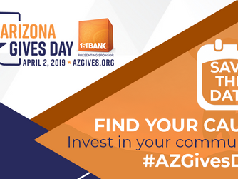 Empower your reach - AZ Gives Day is approaching!