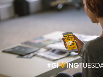 ❤️ #GIVINGTUESDAY IS COMING FAST - ARE YOU PREPARED? ❤️