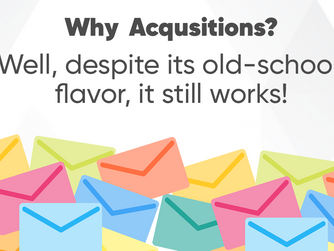 How is direct mail winning in the age of the internet?!