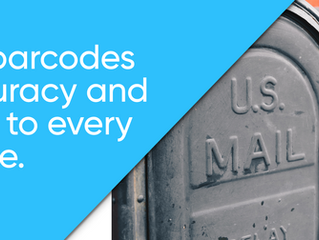How 2D Barcodes add accuracy and precision to every mail piece.