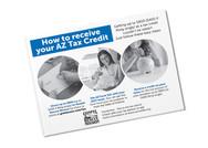 Tax Credit Flyer