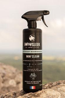 WIN'CLEAN - Nettoyant vélo - 750ml