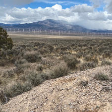 Nevada Placer Gold Claims For sale