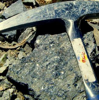 Utah High Grade Sulphide Gold/Silver Ore