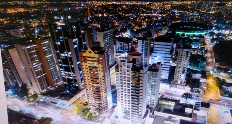 Fachada Edifício Mondrian - Gustavo Fecci