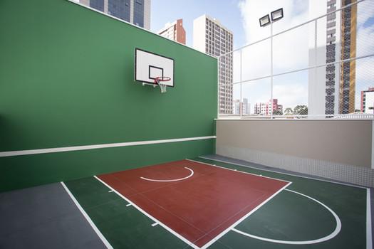 Quadra de Esportes - Edifício Mondrian - Gustavo Fecci