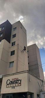Manutenção Predial Reparos em Fachadas em Curitiba 2 - Fecci Engenharia - Edif Leonardo Me