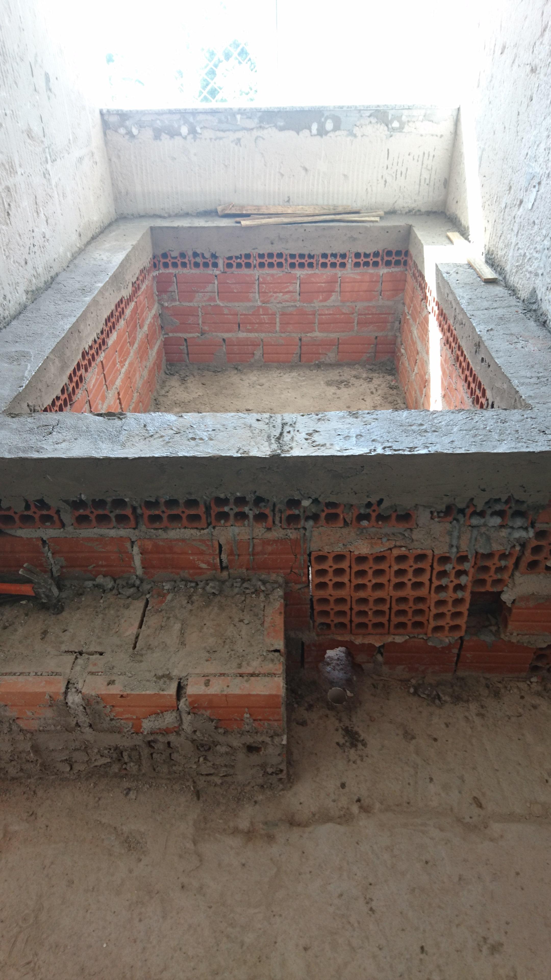 Reforma Casa - Rodrigo - Alvenaria Banhe