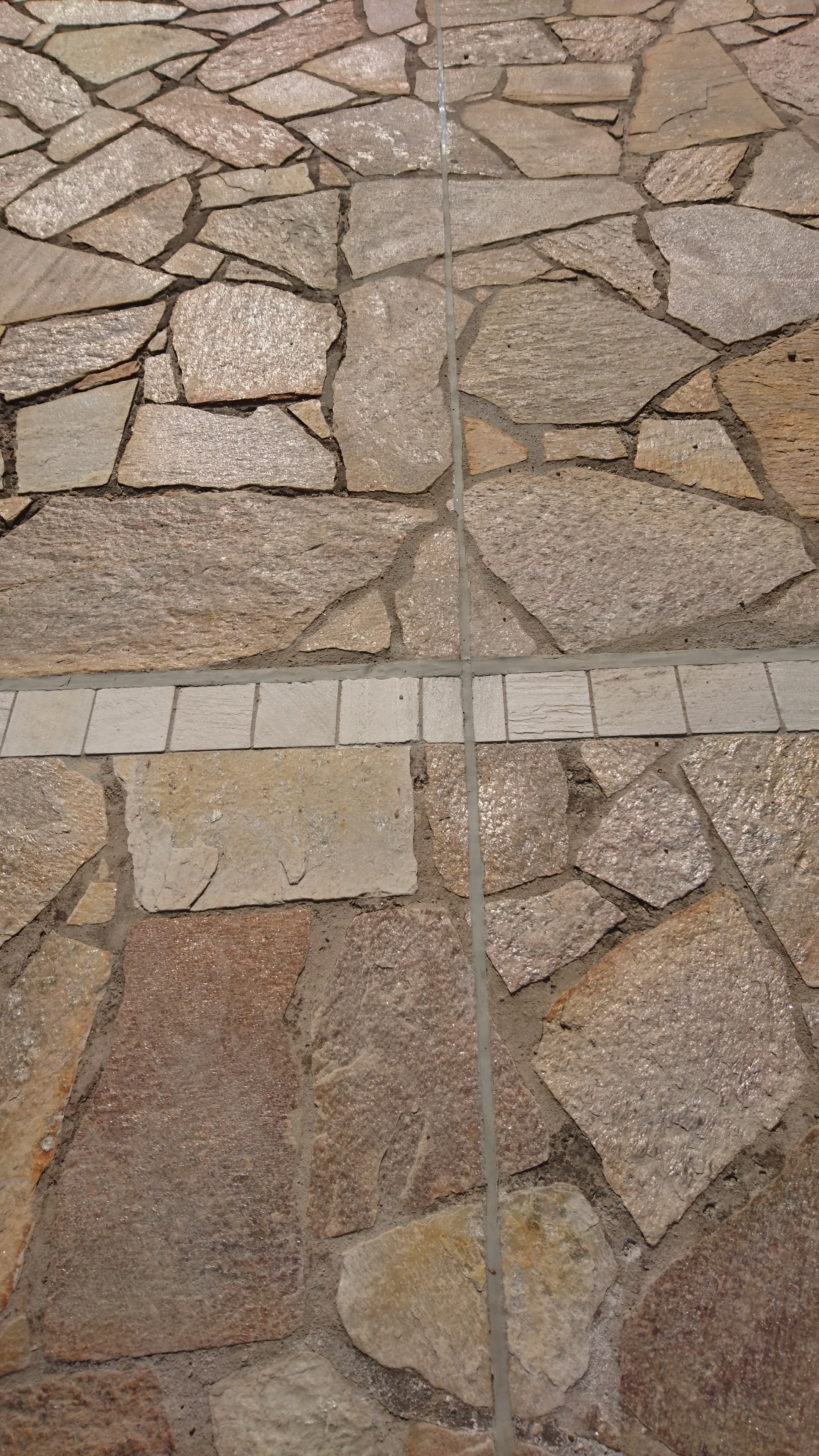 Pedra Goiás Junta de Dilatação Piso