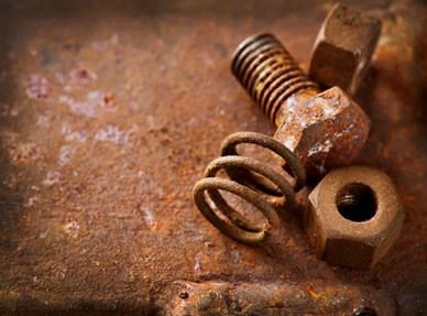 Porque o ferro enferruja e se expande? Você sabe o que é galvanização? E como se produz o aço inox?