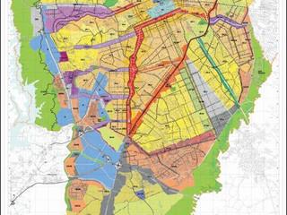 Lei de zoneamento de Curitiba: o que podemos construir em cada região, com que altura, área, forma o