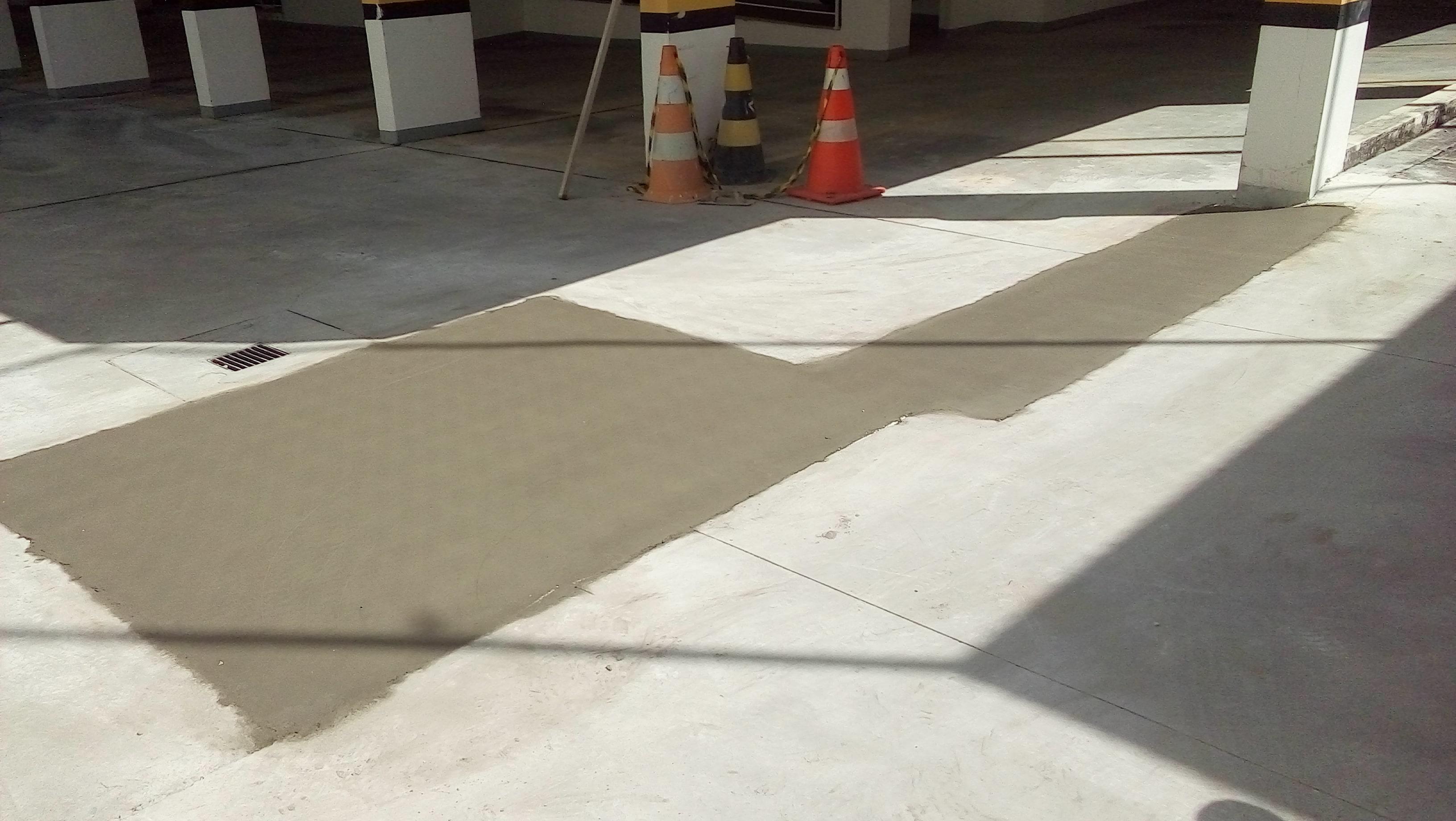 Reparo Piso de Concreto_Country Village