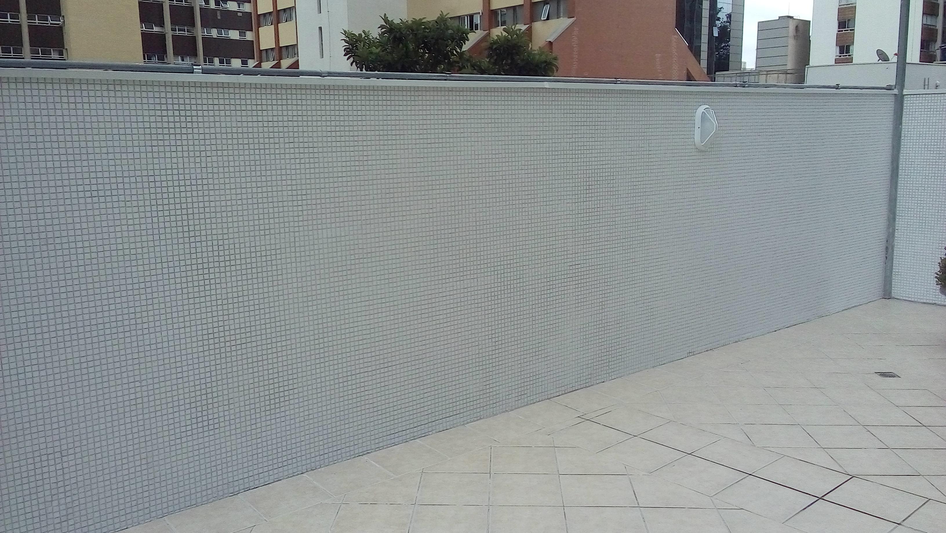 Manutenção Predial_Pastilhas_Edifício Jo