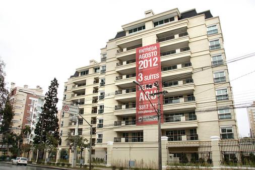 Construção Fachada Edifício Le Havre - Gustavo Fecci