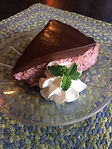 Great desserts at the Linden Hotel