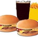 2 Burger Combo