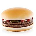 1/2 Pound Double Burger