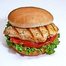 Grilled Chicken sandwhich