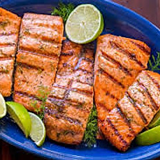 North Atlantic Grilled Salmon