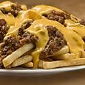 Bean Chili Cheese Fries