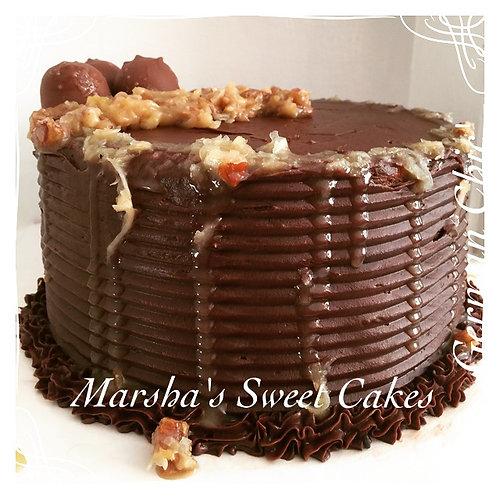 Marshas Sweet Cakes