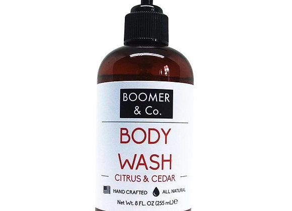 Citrus & Cedar Body Wash