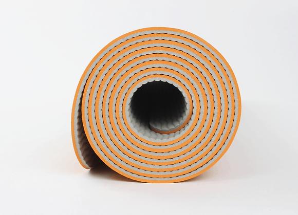 2 Tone TPE Premium Yoga Mat