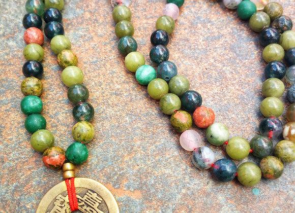 Fabre´s 6 Tibetan Bracelets & Pendants
