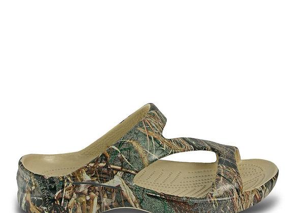 Women's Mossy Oak Z Sandals - Duck Blind