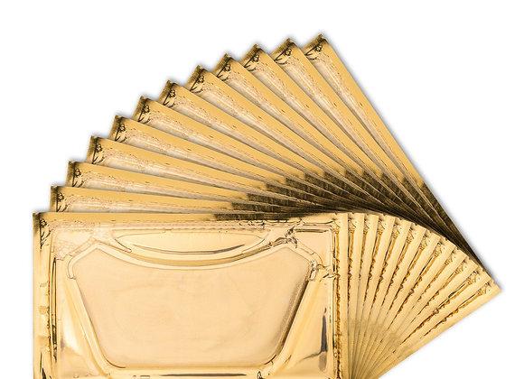 12-in-1 Deep Tissue 24K Gold Regeneration Neck Mask (1 Year Supply)