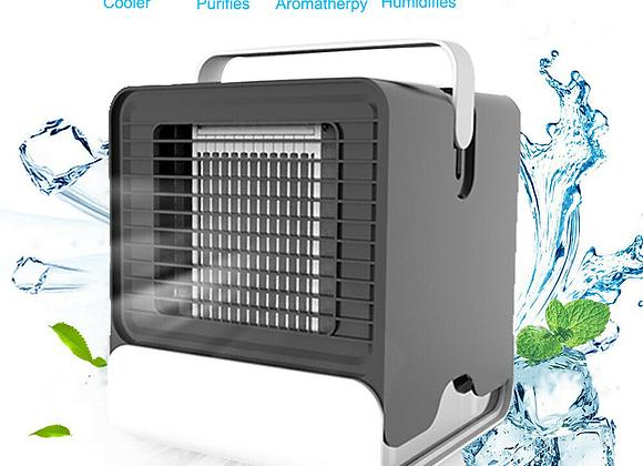 USB Mini Negative Ion Cool Fan Air Conditioner