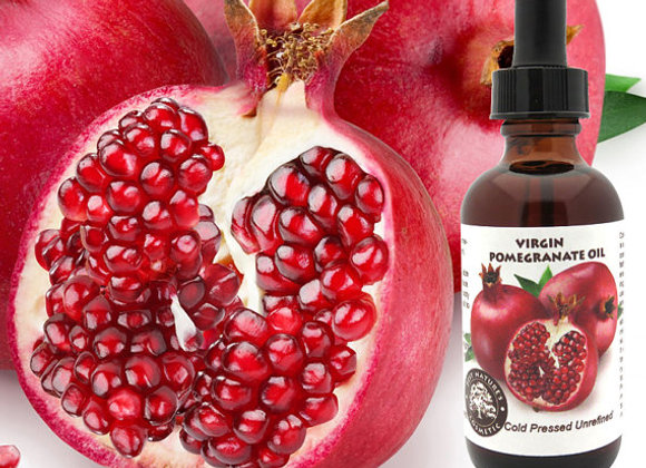 Virgin Pomegranate Oil (undiluted, cold pressed,