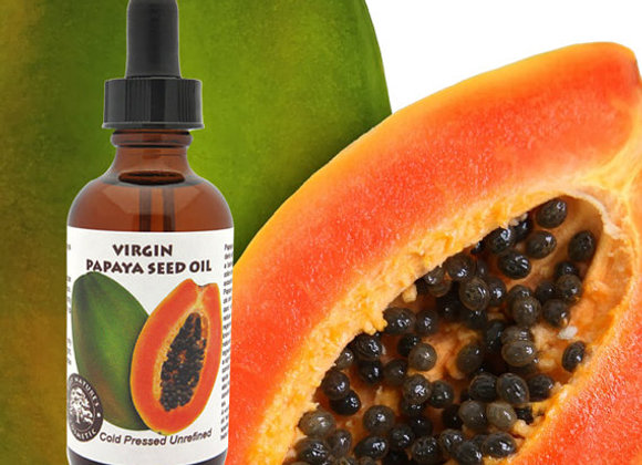 Virgin Papaya Seed Oil (undiluted, cold pressed,