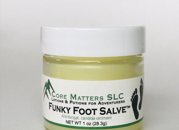 Funky Foot Salve - Got athlete's feet or other