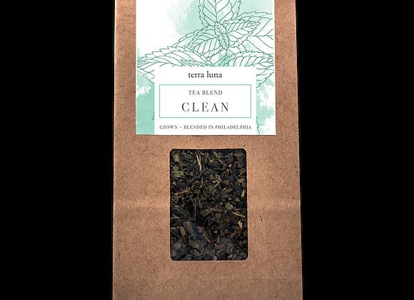 Clean Herbal Tea