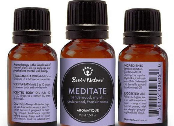 Meditate Aromatique