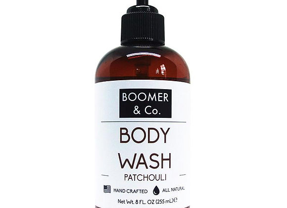 Patchouli Body Wash